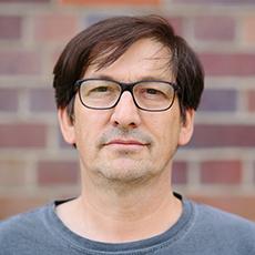 Utto Kammerl, 2. Vorsitzender des KulturRaum München