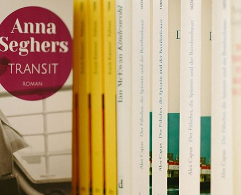 LiteraturRaum - kostenloser Lesekreis in München