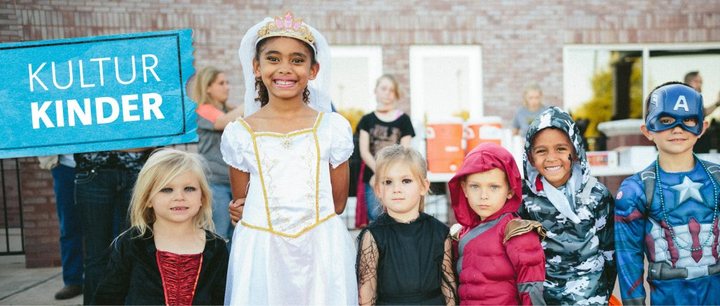 Kostenfreie Kultur für Kinder in München bei KulturKinder München
