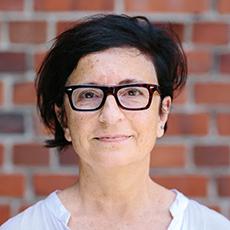 Muur Vindel Sanz, Mitarbeiterin bei KulturRaum München