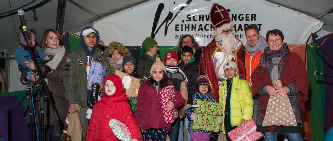 Schwabinger Weihnachtsmarkt Foto Thomas Giessner