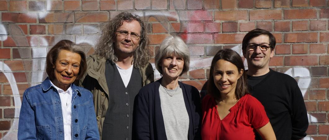Vorstand KulturRaum München Mai 2019