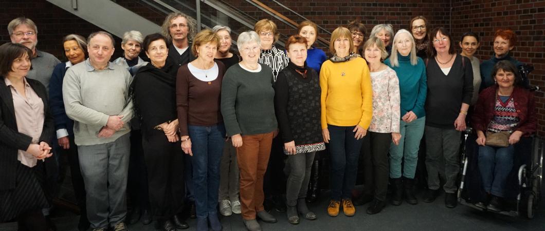 KulturRaum Teamfoto