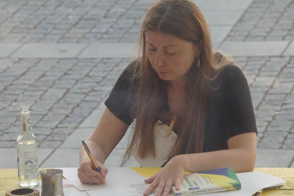 Schreib.Salon Yuliya Ivanochko