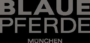 Logo Blaue Pferde München