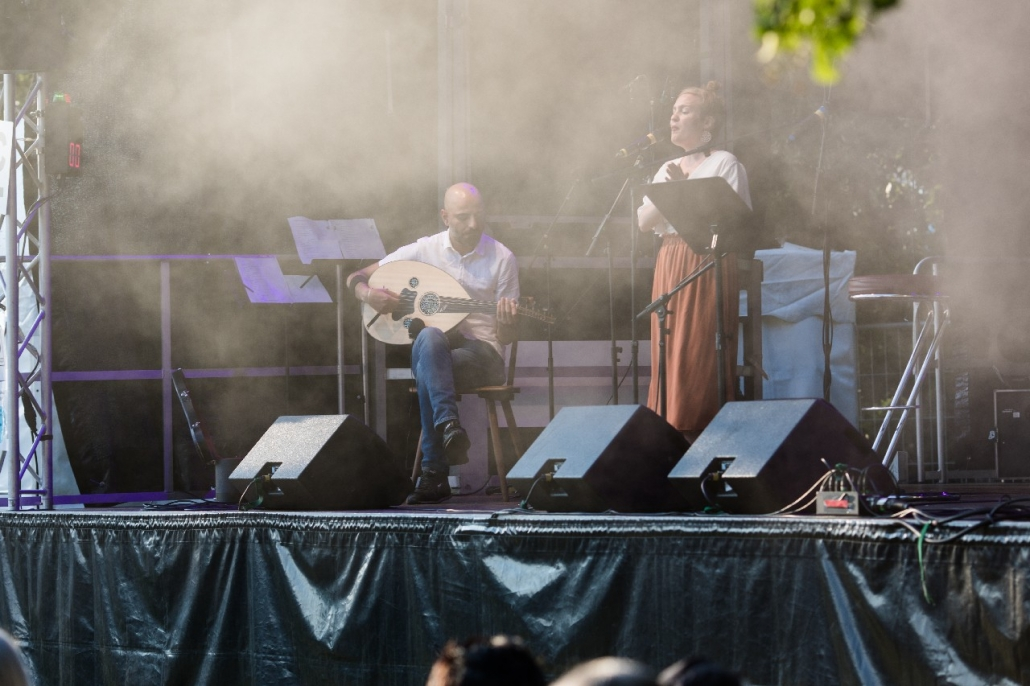 Das Ogaro Ensemble